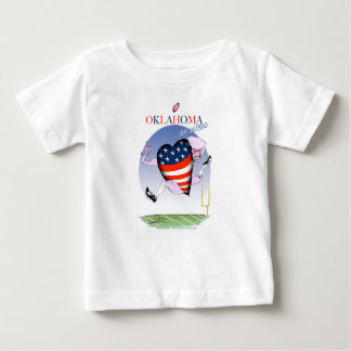 oklahoma loud and proud, tony fernandes baby T-Shirt