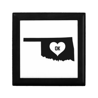 Oklahoma Love Gift Box
