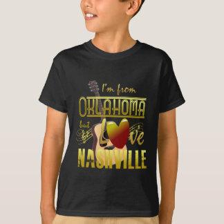 Oklahoma Loves Nashville Kids' T-Shirt