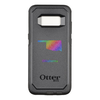 Oklahoma OtterBox Commuter Samsung Galaxy S8 Case