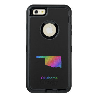 Oklahoma OtterBox Defender iPhone Case
