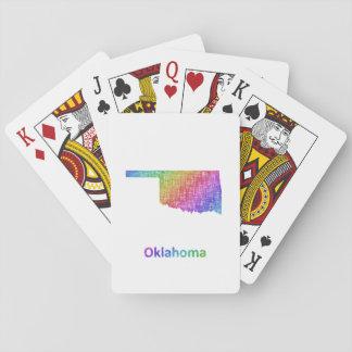 Oklahoma Playing Cards
