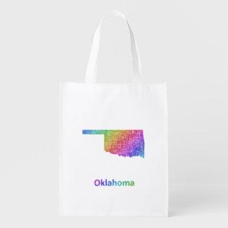 Oklahoma Reusable Grocery Bag