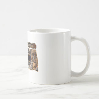 Oklahoma RIG UP CAMO Coffee Mug