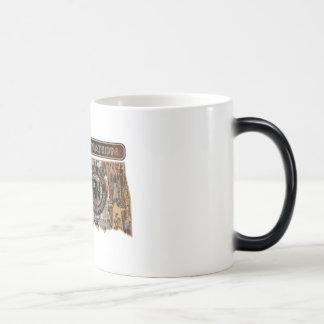 Oklahoma RIG UP CAMO Magic Mug