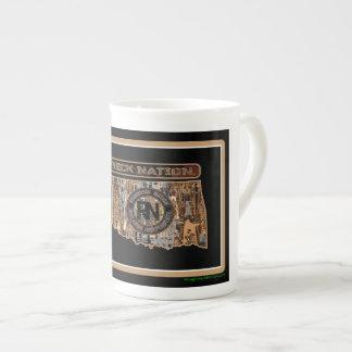 Oklahoma Rig Up Camo Tea Cup