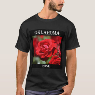 Oklahoma Rose T-Shirt