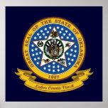 Oklahoma Seal Posters