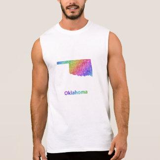 Oklahoma Sleeveless Shirt