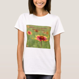 Oklahoma State Wildflower T-shirt