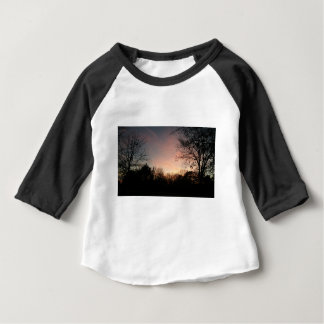 Oklahoma Sunset Baby T-Shirt