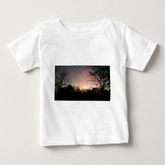 Oklahoma Sunset Baby T-Shirt