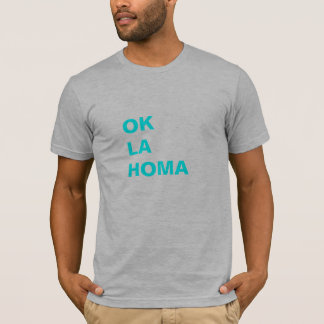 OKLAHOMA - T-Shirt