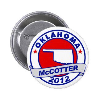Oklahoma Thad McCotter Pins