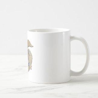 Oklahoma Tribal Police Coffee Mug