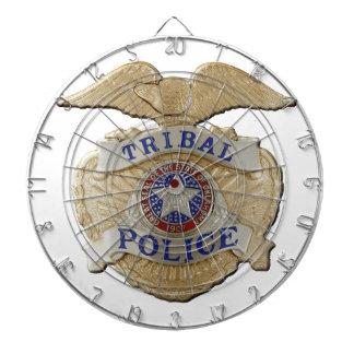 Oklahoma Tribal Police Dartboard
