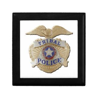 Oklahoma Tribal Police Gift Box