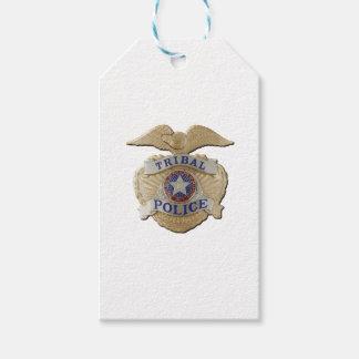 Oklahoma Tribal Police Gift Tags