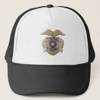 Oklahoma Tribal Police Trucker Hat