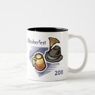 Oktoberfest 2011 Coffee Mug