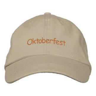 Oktoberfest Adjustable Hat
