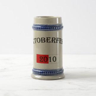 Oktoberfest and flag coffee mugs