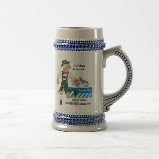 Oktoberfest Bavaria Germany Beer Stein