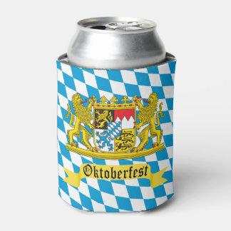 Oktoberfest Bavarian Crest Can Cooler