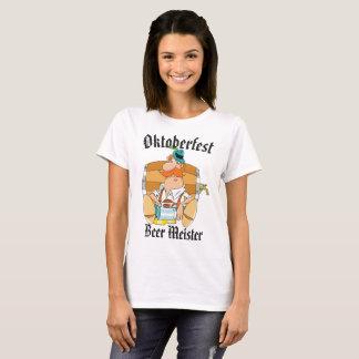 Oktoberfest Beer Meister T-Shirt