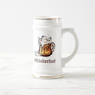Oktoberfest Beer Stein Octoberfest
