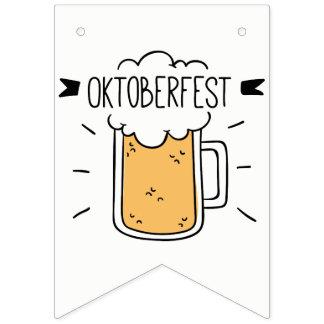Oktoberfest Beerfest Bunting