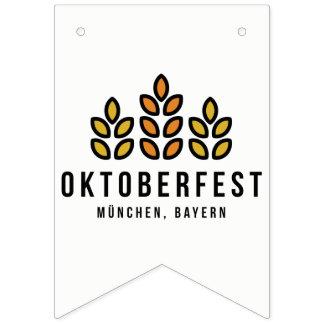 Oktoberfest Beerfest Festival Bunting