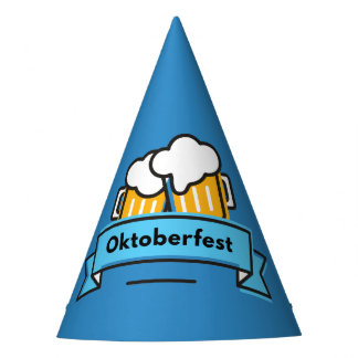 Oktoberfest Beerfest Festival Party Hat