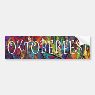 Oktoberfest Bumper Sticker