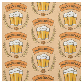 Oktoberfest custom color fabric