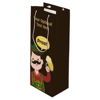 Oktoberfest custom gift bag