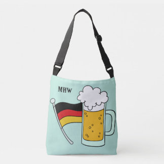 Oktoberfest custom monogram bags