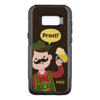 Oktoberfest custom monogram phone cases