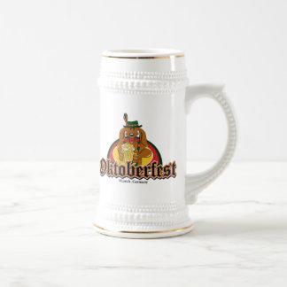 Oktoberfest Dachshund Mugs