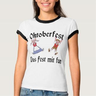 Oktoberfest Das Fest Mit Fun T-Shirt