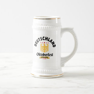 Oktoberfest Deutschland Beer Festival Drinking Mug