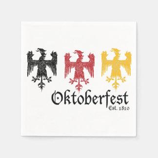 Oktoberfest Est. 1810 Paper Napkins Set Paper Napkin