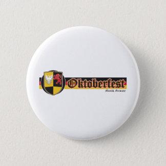 Oktoberfest-Fest-Banner 6 Cm Round Badge