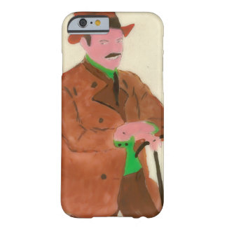Oktoberfest German Gent Barely There iPhone 6 Case