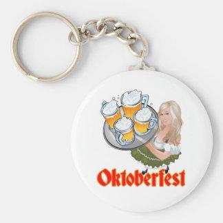 Oktoberfest Key Chain