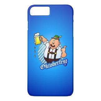 Oktoberfest - man in lederhosen iPhone 7 plus case