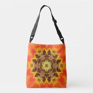 Oktoberfest Mandala Crossbody Bag