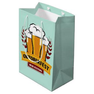 Oktoberfest medium gift bag