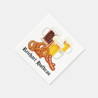 Oktoberfest Napkin Paper Napkin