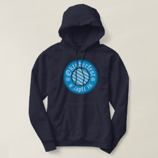 Oktoberfest O'zapft Is Germany Bavarian Hoodie